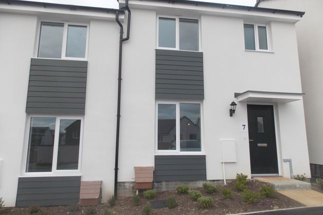 Thumbnail Semi-detached house to rent in Govetts Field, Launceston