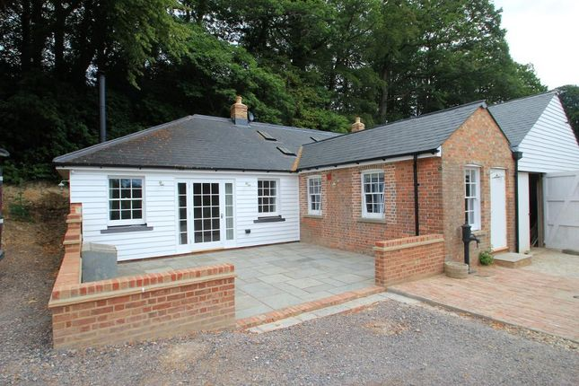 1 bed detached house to rent in Camden Hill, Sissinghurst, Kent TN17