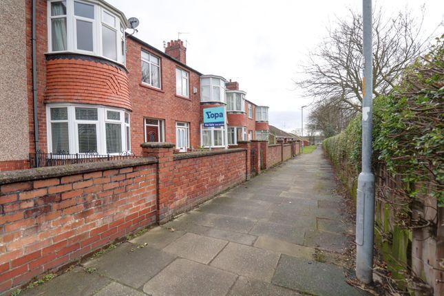 3 bed terraced house for sale in Ariel Street, Ashington NE63