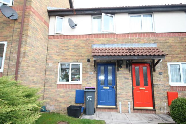 Thumbnail Terraced house to rent in Dean Court, Henllys, Cwmbran