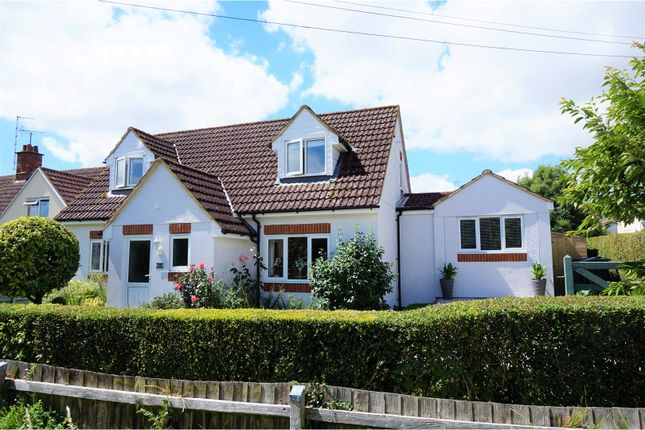 Thumbnail Detached house for sale in The Glebe, Elmdon, Saffron Walden