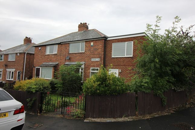 Thumbnail End terrace house to rent in Glencoe Avenue, Chester Le Street