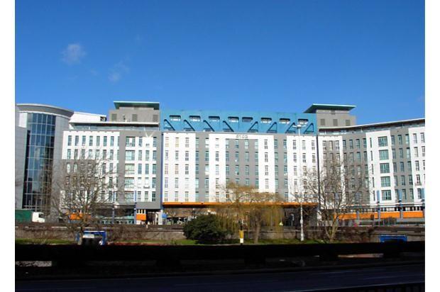 Thumbnail Flat to rent in St. James Barton, Bristol