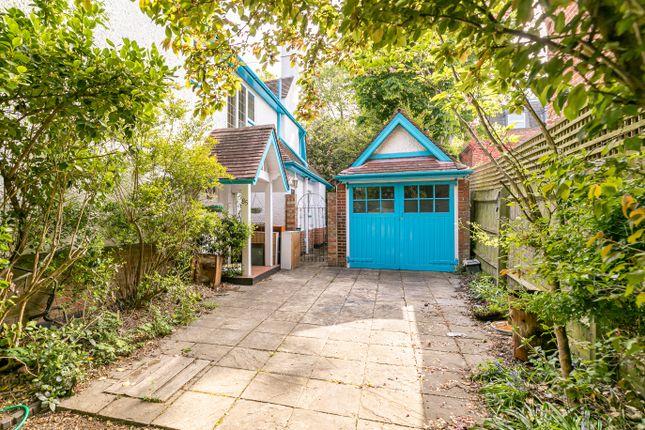 Thumbnail Detached bungalow for sale in Langley Park Road, Sutton