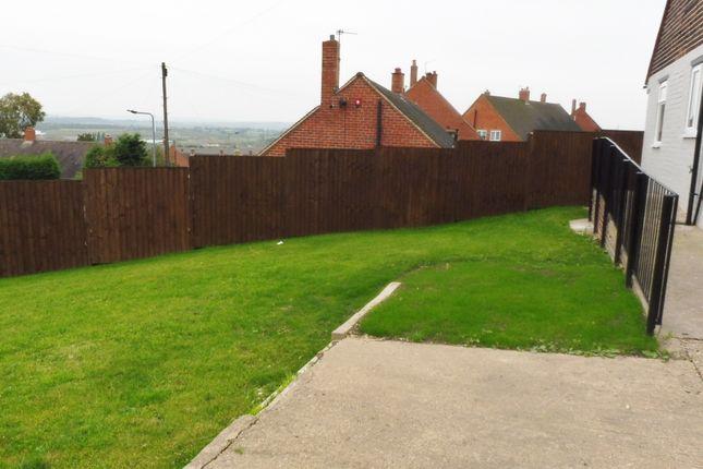 Side Garden of Windmill Avenue, Grimethorpe, Barnsley S72