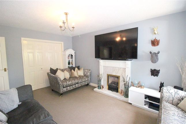 Living Room of Brackley Drive, Spondon, Derby DE21