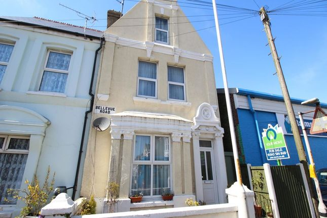 4 bed semi-detached house for sale in Bellevue Road, Ramsgate