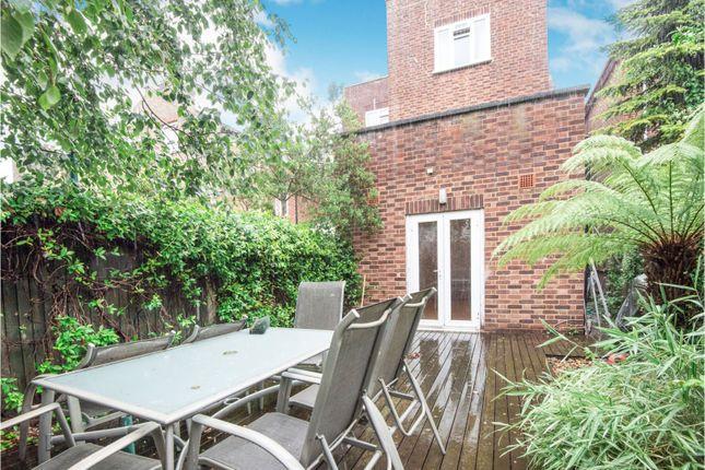 Rear Garden of Haydons Road, Wimbledon SW19