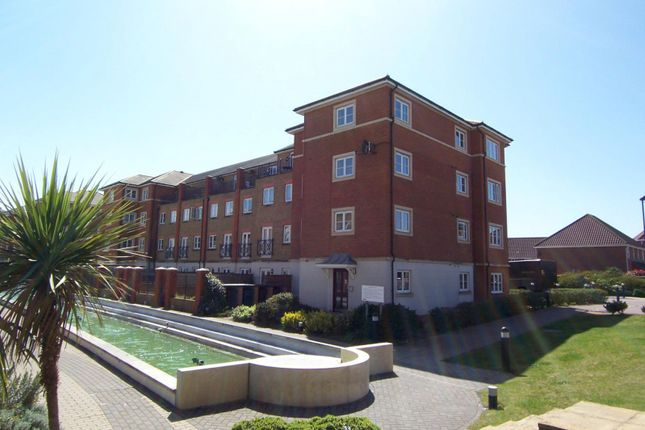 Thumbnail 2 bed flat to rent in Santa Cruz Drive, Sovereign Harbour South
