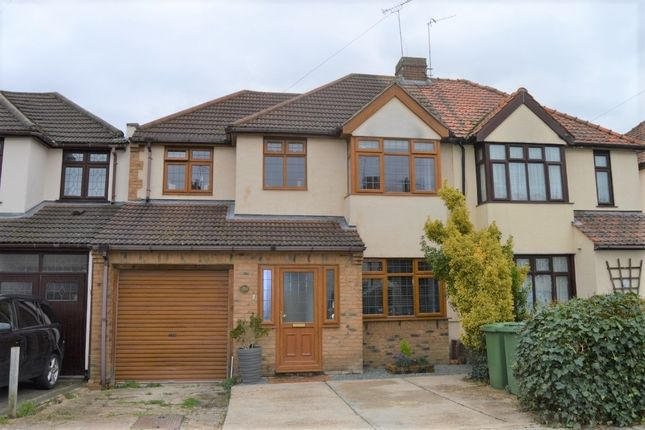 Thumbnail Semi-detached house for sale in Northumberland Avenue, Hornchurch