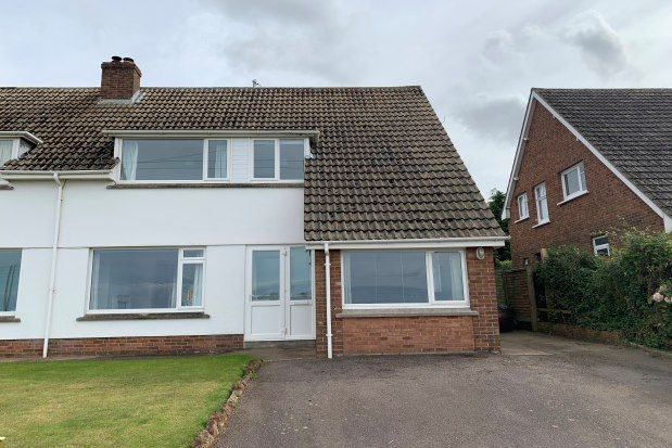 Thumbnail Property to rent in Grove Road, Minehead