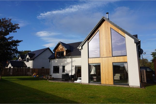 Thumbnail Detached house for sale in Scaniport, Inverness