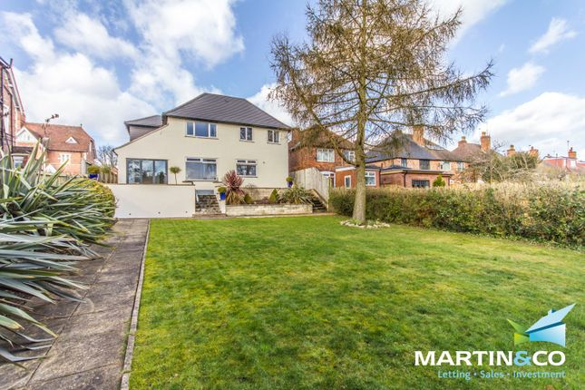 Thumbnail Detached house for sale in Park Hill Road, Harborne