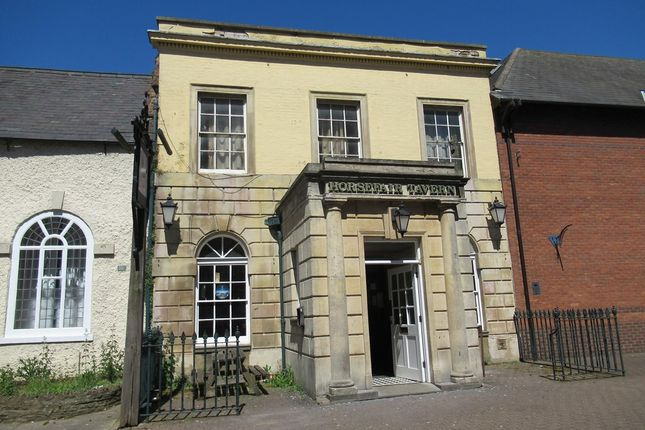 Thumbnail Pub/bar for sale in Hill Street, Wisbech
