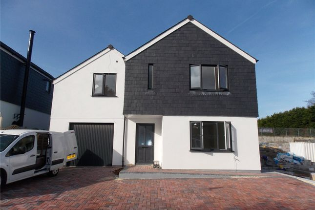 Thumbnail Detached house for sale in Wheal Uny, Trewirgie Hill, Redruth