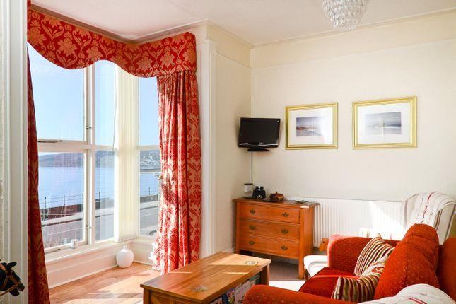 Lounge of Marine Terrace, Penzance TR18