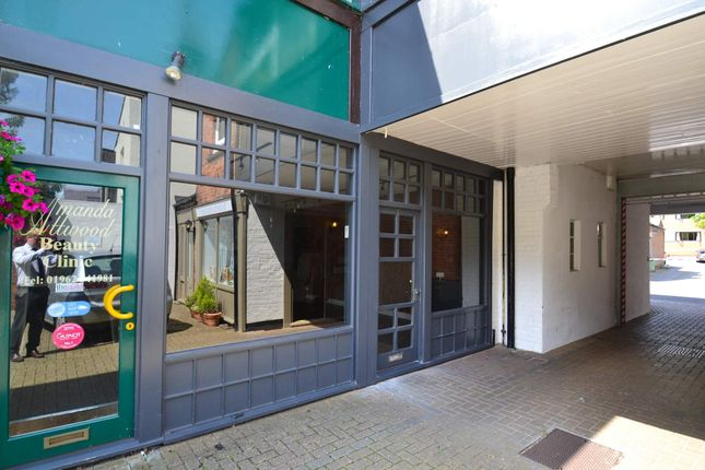 Thumbnail Retail premises to let in 1 Stonemasons Court, Winchester