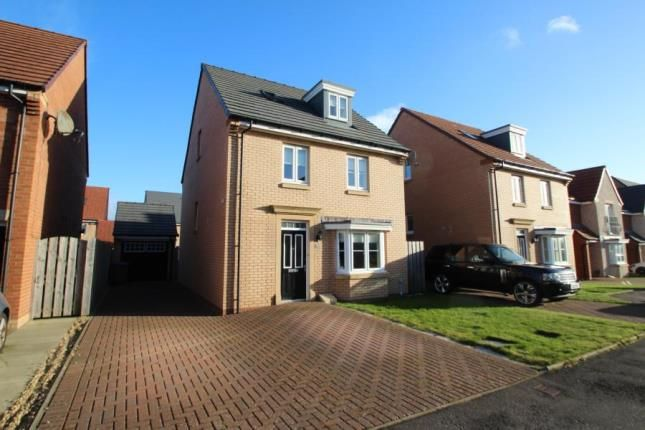 Thumbnail Detached house for sale in Pennant Court, Irvine, North Ayrshire