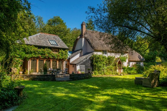 Thumbnail Detached house for sale in Dolton, Winkleigh, Devon