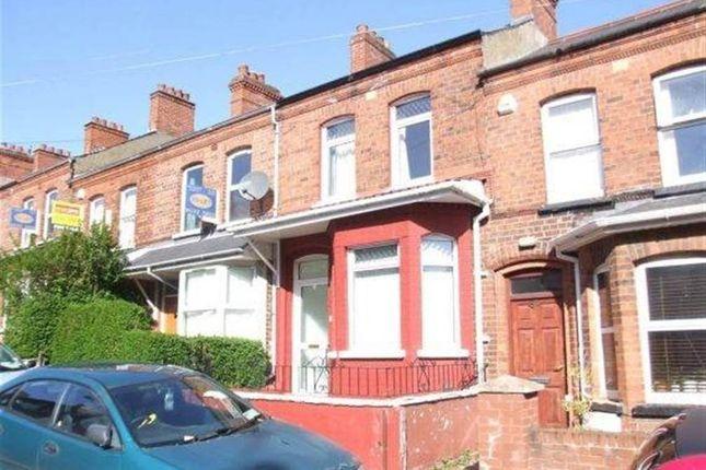 Thumbnail Terraced house to rent in 64, Sandhurst Gardens, Belfast