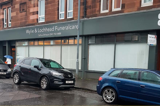 Thumbnail Retail premises to let in Crow Road, Anniesland, Glasgow