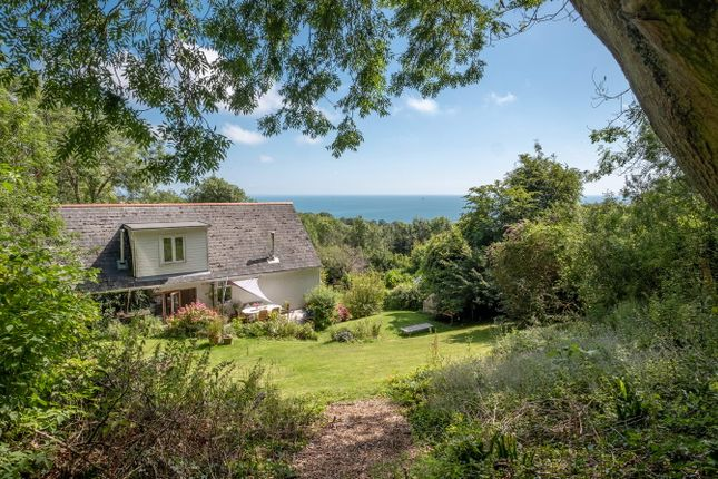 Detached house for sale in Cowleaze Hill, Luccombe, Shanklin