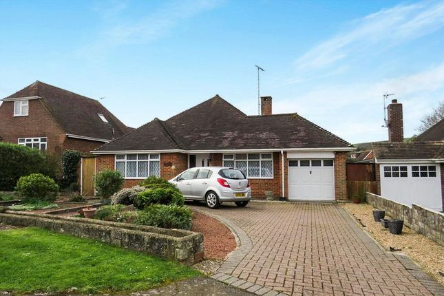 Thumbnail Detached bungalow for sale in Mill Close, Polegate