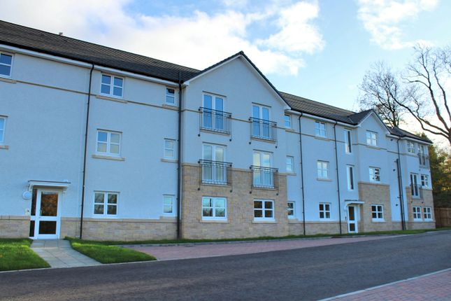 2 bed flat for sale in Garngaber Place, Moodiesburn