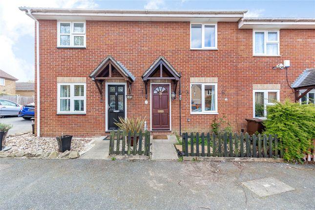 Thumbnail Terraced house for sale in Webbscroft Road, Dagenham