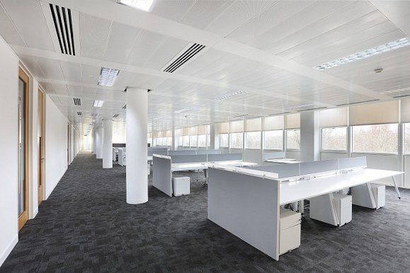Thumbnail Office to let in The Glanty, Egham
