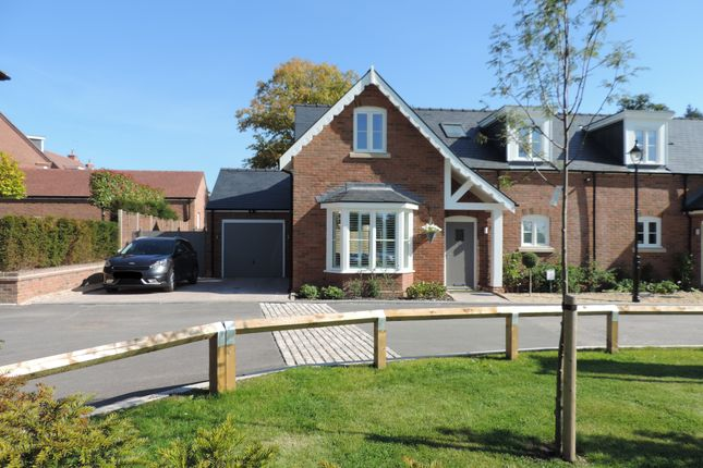 Thumbnail Semi-detached house for sale in Pavilion Drive, Nether Alderley, Macclesfield