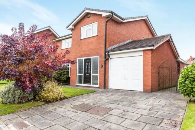 Thumbnail Detached house for sale in Wade Bank, Westhoughton, Bolton, Greater Manchester