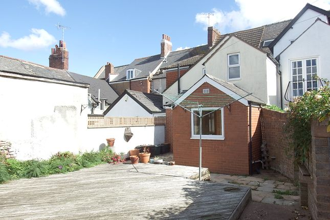 Thumbnail Terraced house to rent in Fore Street, Topsham
