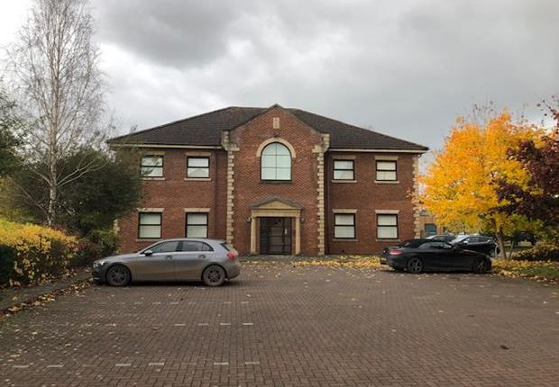 Thumbnail Office to let in Unit B, Southmere Court, Crewe Business Park, Crewe, Cheshire