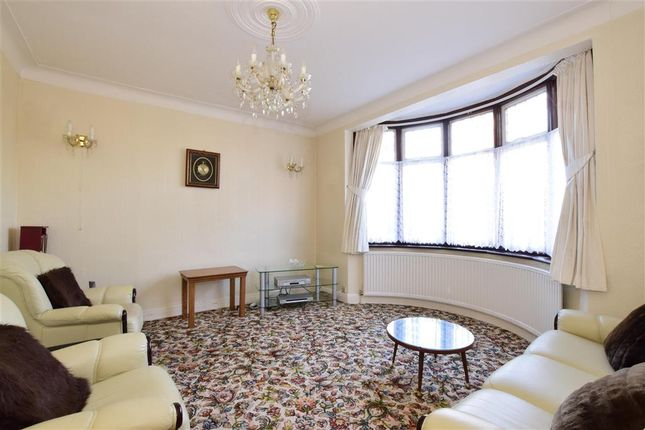 Thumbnail End terrace house for sale in Stanley Road, Ilford, Essex