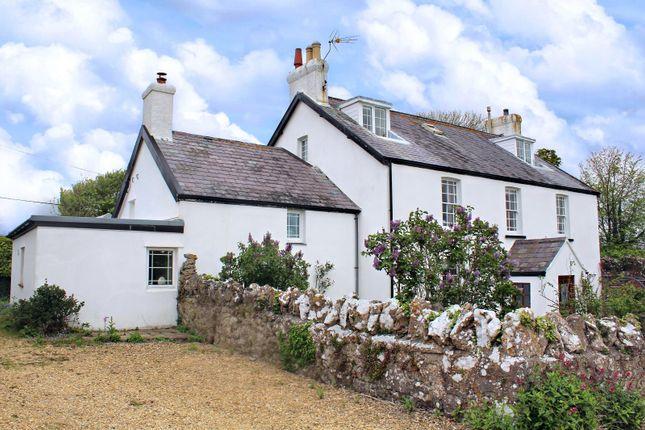 Thumbnail Detached house for sale in Overton Lane, Prot Eynon, Swansea