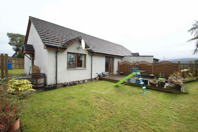 Thumbnail Terraced house for sale in Nairnside View, Inverness, Inverness-Shire