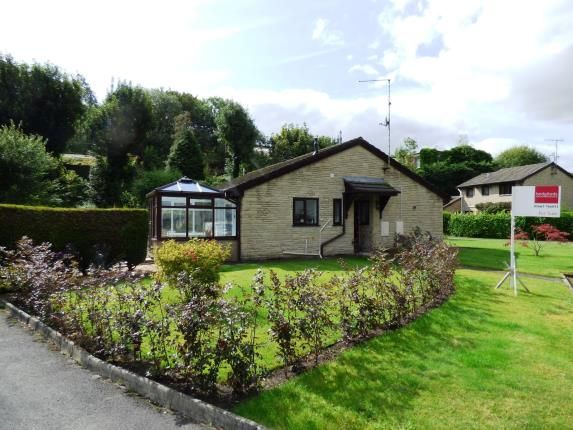 Thumbnail Bungalow for sale in The Coppice, Whaley Bridge, High Peak, Derbyshire