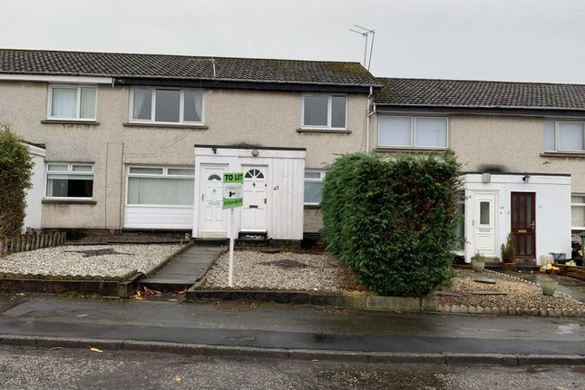 Thumbnail Flat to rent in Lawers Crescent, Polmont, Falkirk