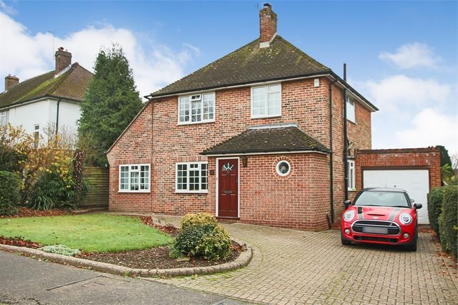 Detached house for sale in Halsford Park Road, East Grinstead, West Sussex