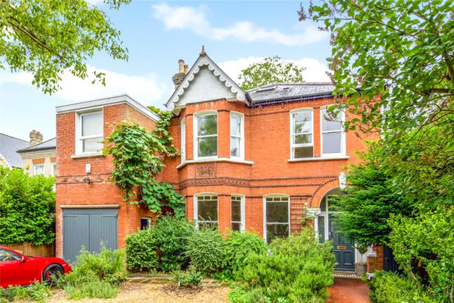Thumbnail Detached house for sale in St. Georges Road, St Margarets
