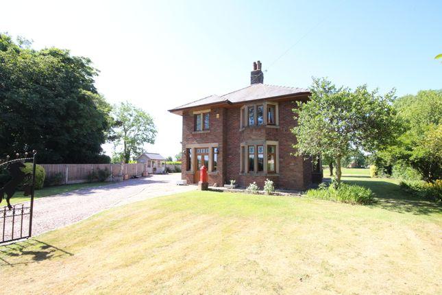 Thumbnail Detached house for sale in Green Lane, Whitestake, Preston