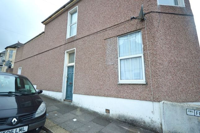 Thumbnail Flat for sale in Grenville Road, St Judes, Plymouth