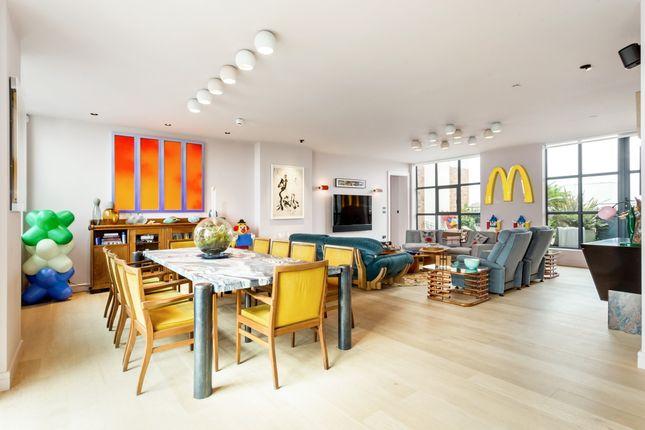 Thumbnail Flat to rent in Warple Way, London