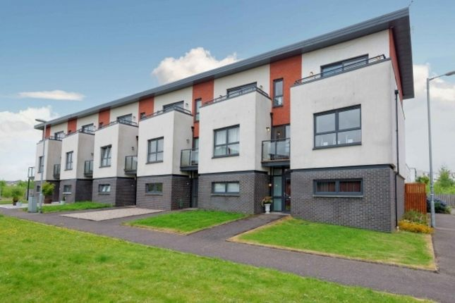 Thumbnail Town house to rent in Mulberry Square, Braehead, Renfrew