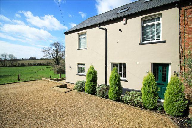 Thumbnail End terrace house for sale in Ivy Lane, Burcott, Leighton Buzzard