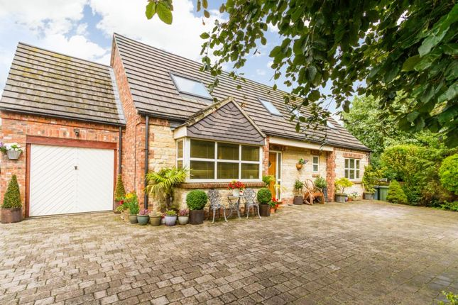 Thumbnail Detached house for sale in Paddock Close, Ancaster, Grantham, Lincolnshire