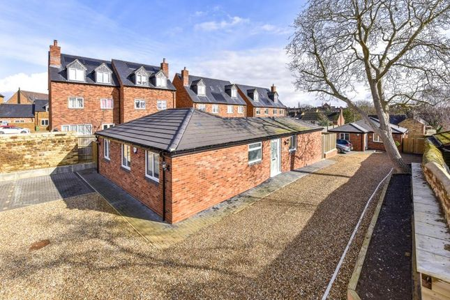 Thumbnail Detached bungalow for sale in Orchard Road, Finedon, Northants