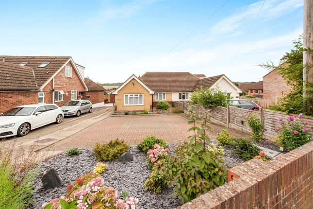 Thumbnail Semi-detached bungalow for sale in Seymour Road, Northchurch, Berkhamsted