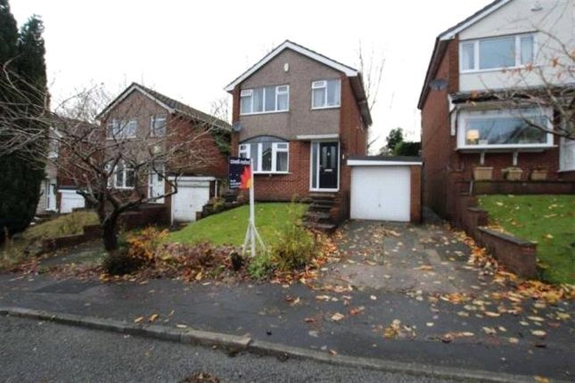 Thumbnail Detached house for sale in Crowshaw Drive, Lower Healey, Rochdale